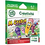 LeapFrog Explorer Learning Game: Mr. Pencil Saves Doodleburg (French Version)