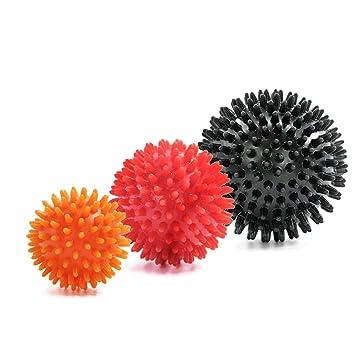 5BILLION Masaje Bolas Spiky Massage Ball - Bola de Lacross & Bola ...