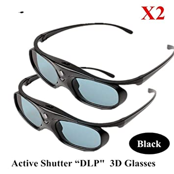 You will think of me 2X DLP Link Gafas 3D para Proyectores ...