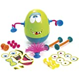 Fat Brain Toys Tobbly Wobbly featuring Squigz