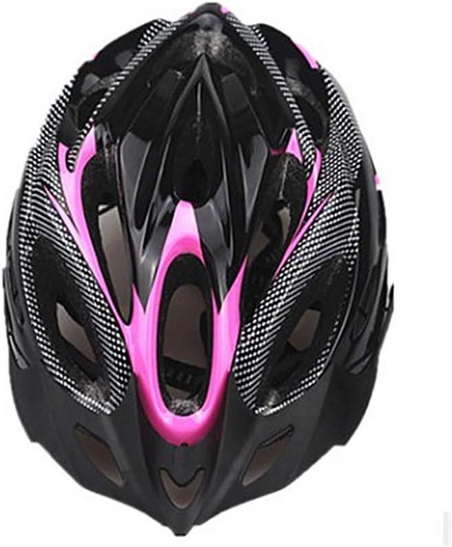 FairytaleMM Mountain Bike Cycling Helmet Hollow Breathable Mountain Helmet Carbon Fiber Safety Head Cap Outdoor Cycling Helmet