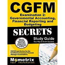 amazon com cgfm books rh amazon com government accounting study guide Civil Service Study Guide Accounting