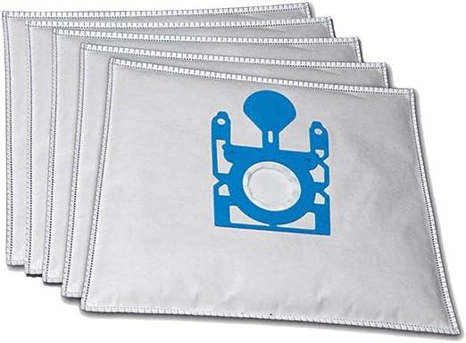 5 bolsas para aspiradora premio compatible con Bosch GL 30 BSGL 30 ...