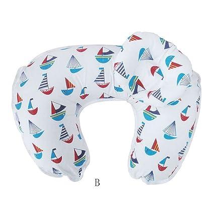 3873e991a Amazon.com  Newborn Pillow Baby Mom Nursing Support 2Pcs Breastfeeding  Pregnancy Maternity Pillow Cuddle Baby Room