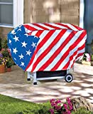 GetSet2Save Waterproof Printed Grill Covers (Patriotic)