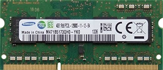 138 opinioni per Samsung 4GB DDR3, 1600 Mbps, CL11 1,35V, M471B5173QH0-YK0 (1,35V)