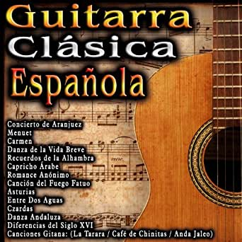 Guitarra en asturias