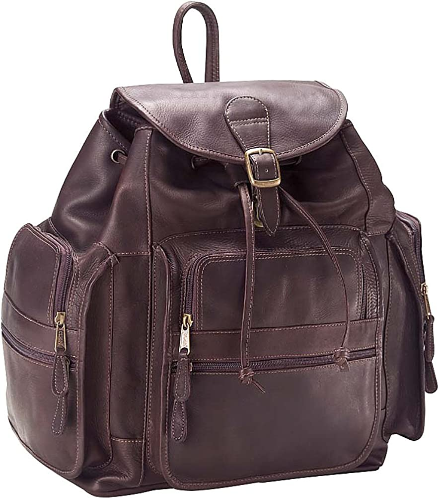 Vachetta Backpack Color Caf
