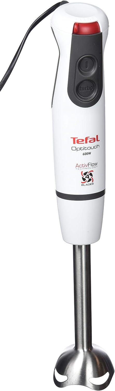 Tefal Optitouch HB8331 Batidora de inmersión 0.8L 600W Gris, Color ...