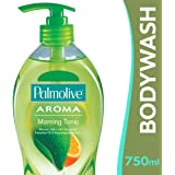 Palmolive Aroma Morning Tonic Shower Gel - 750ml