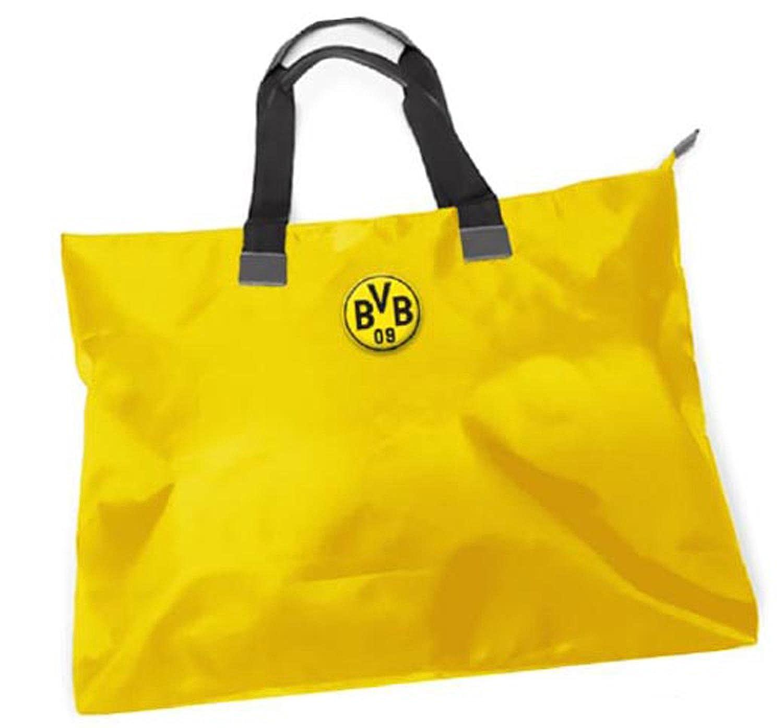 MarkenMerchキャンバス&ビーチトートバッグ、ロゴ入りイエロー(黄色) - 784002   B073PLD7H3