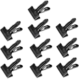 Neewer Four 1/4-inch Heavy Duty Muslin Spring Clamps Clips for Photo Studio Backgrounds (Pack of 10)