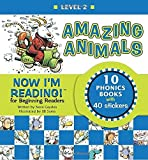 Now I'm Reading! Level 2: Amazing Animals (NIR! Leveled Readers)