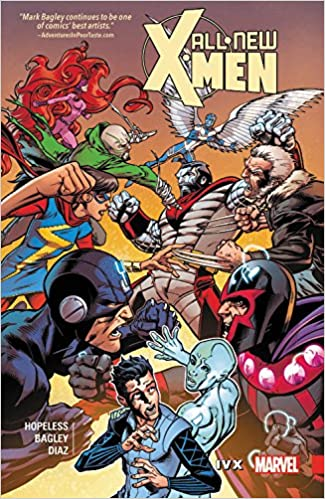 MEGA REVIEW: Inhumans Vs X-Men Tie-In Collected Editions 2