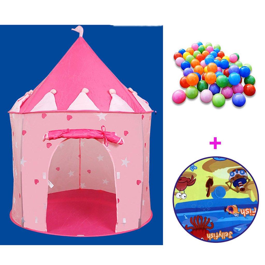 NAUY- Spielzeug & Spiele Kinder Spielzelt Spiel Playhouse Kinderspielzeug Spielhaus Portable Große Innen-und Außenbereich Kinderzelt