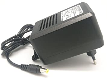 Euroconnex - Alimentador corriente alterna AC/AC 12V 1A connector 5,5 x 2,1 mm: Amazon.es: Electrónica