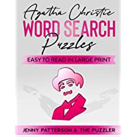 AGATHA CHRISTIE WORD SEARCH PUZZLES: EASY TO READ IN LARGE PRINT