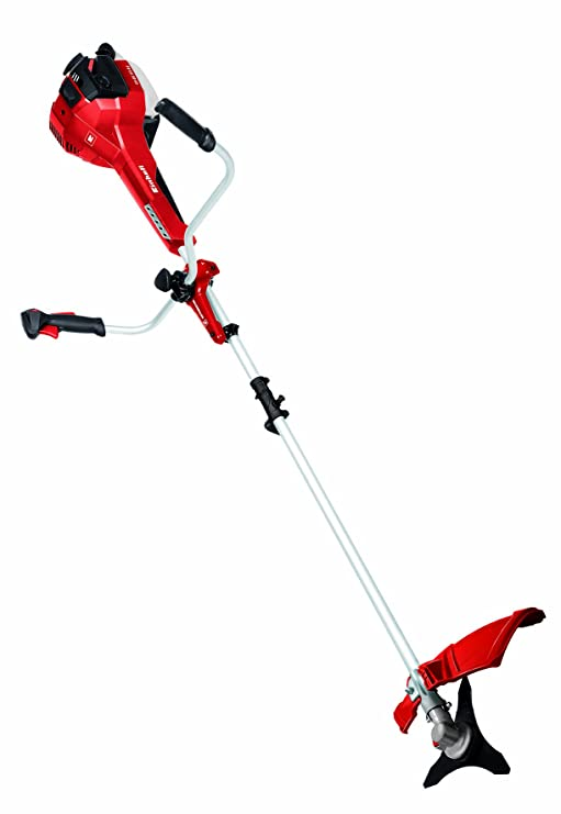 Einhell GE-BC 33 AS 1000W 255mm - Cortacésped (Rojo): Amazon ...