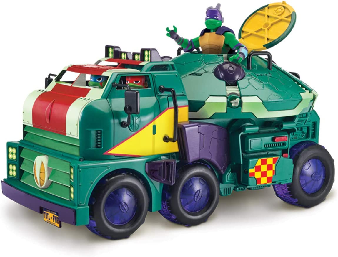 Teenage Mutant Ninja Turtles Kids - Turtle Tank Playset