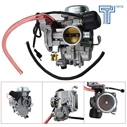 New Carburetor 0470-737 Carb 0470-843 For Arctic Cat ATV 350 366 400 2008-2017