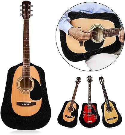 The Best Day - Funda protectora de terciopelo para guitarra ...