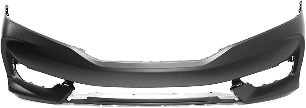 NEW Fits 2016 2017 Honda Accord Sedan Front Bumper PRIMERED HO1000302
