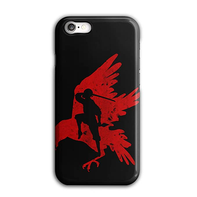 Amazon.com: Wellcoda Eagle Wild Spirit Ninja 3D iPhone 7 ...