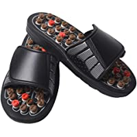 Alexsix ACU-Point Slippers Accupressure Massage Foot Massager Flip Flop Sandals for Women Men
