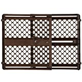 Supergate Ergo Baby/Child Safety Pet Espresso Gate