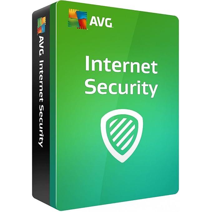 AVG Internet Security 2018 - 1 Jahre 3 PC - OEM
