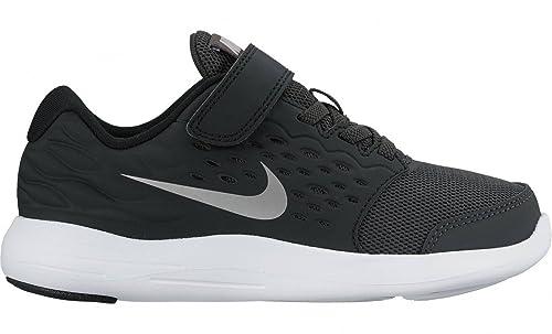 official photos fbf79 5dde2 Nike Lunarstelos PSV Boys Running-Shoes 844971 001 Size 2 Youth