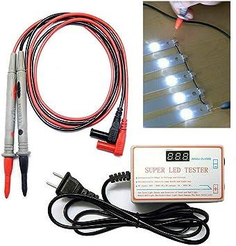LED Comprobador Digital TV Ordenador Retroiluminación Comprobador ...
