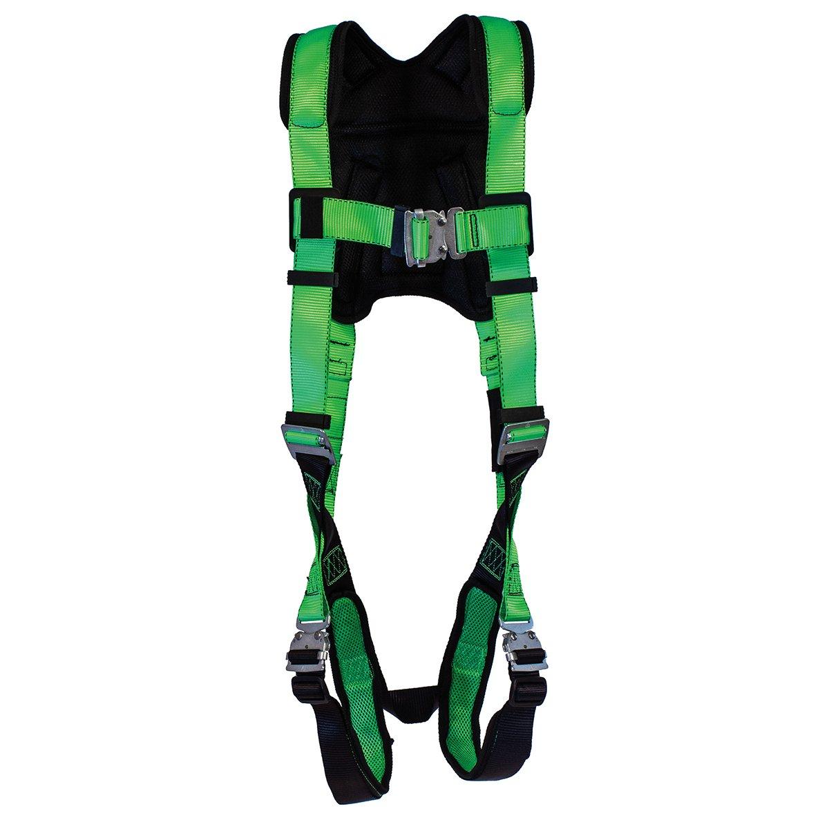 Green Universal Peakworks V8002210 FBH-10020B Contractor Harness