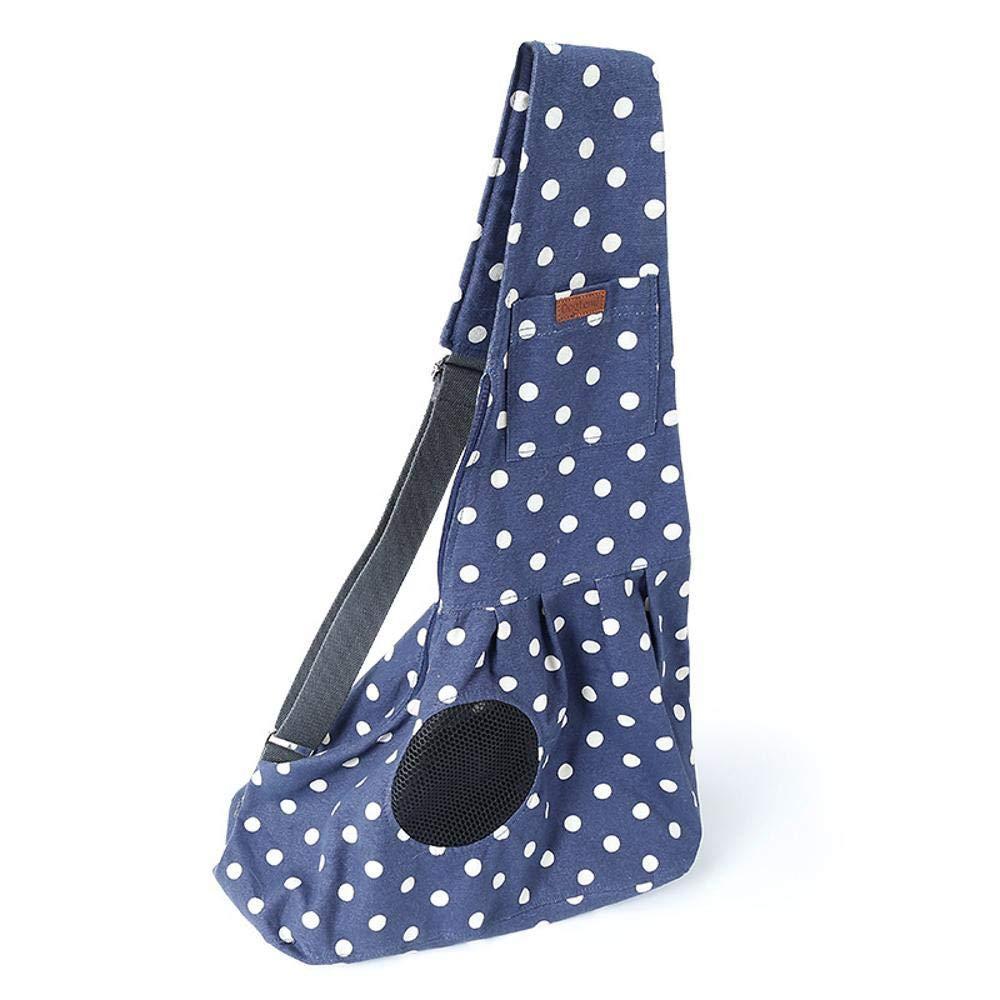 Aoligei Canvas Oblique Span Bag Bag