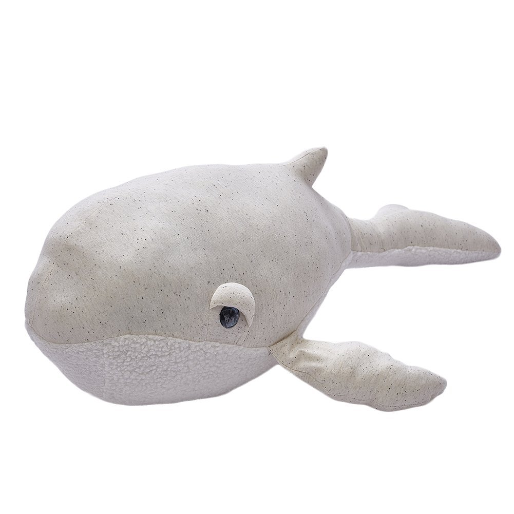 Delfín Creativo Suave Almohada De Peluche Animal Regalo Relleno De Juguete para Niños/Adultos,80  30 Cm / 31  12 In