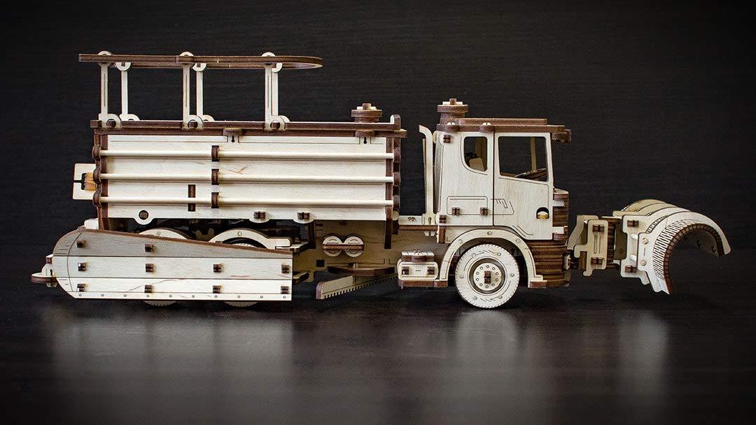 偉大な EWA Snowtruck Eco-Wood-Art Wooden Wooden Models Snowtruck EWA B07G49VDH4, コジコジ:66318b31 --- a0267596.xsph.ru