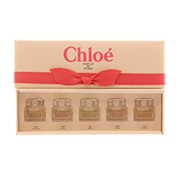 Chloe Mini Parfum De Roses Gift Set 5 X 5 Ml Amazoncouk Beauty
