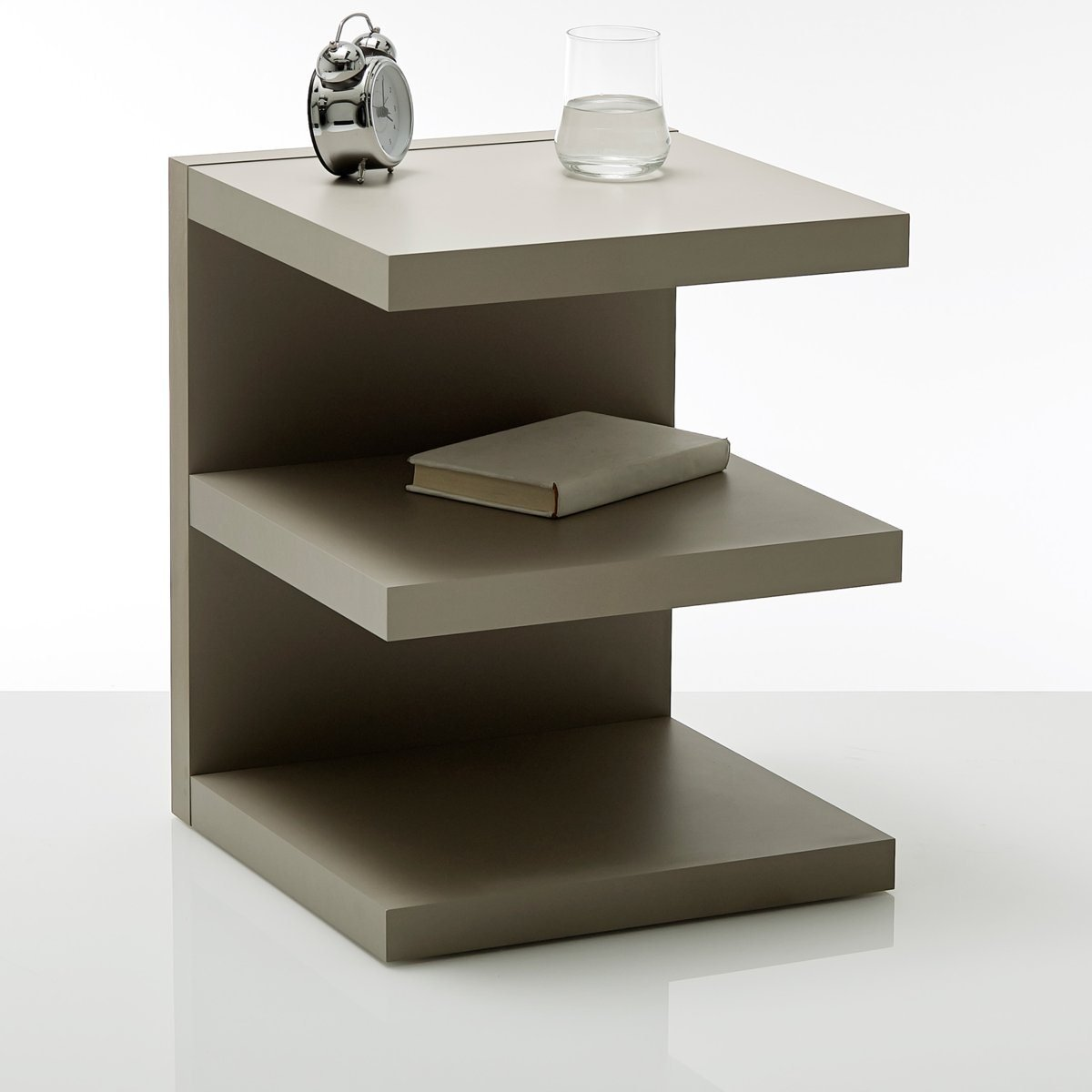 La Redoute Interieurs Ylex Bedside Shelves Brown Size One Size