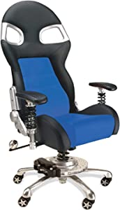 Pitstop Furniture F08000N Lxe Office Chair, Navy