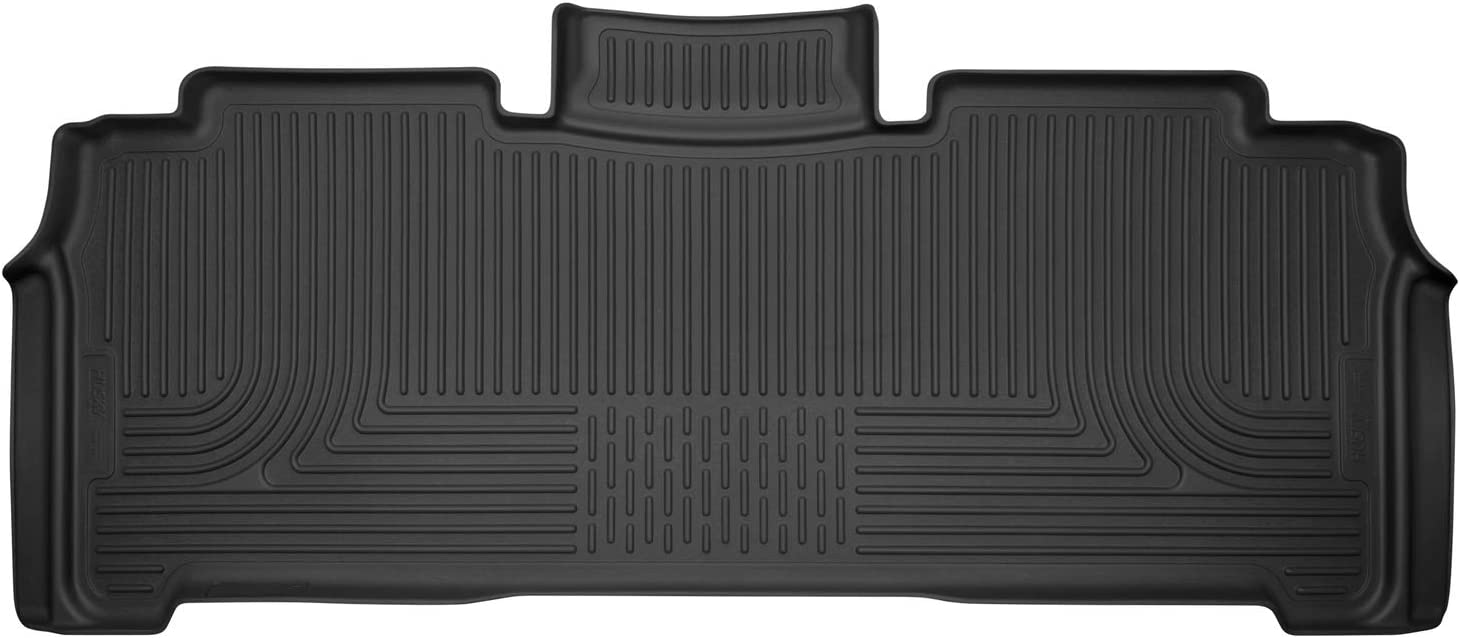 Husky Liners 14011 Black 2nd Seat Floor Liner Fits 17-17 Pacifica