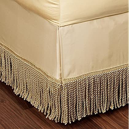 Image of D Kwitman & Sons Inc/Bedding Opulence Tailored Bedskirt