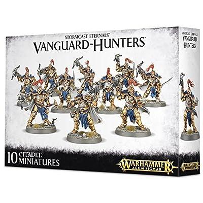 "Games Workshop 99120218021"" Stormcast Eternals Vanguard-Hunters: Toys & Games"
