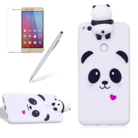coque huawei p8 lite 2017 animaux