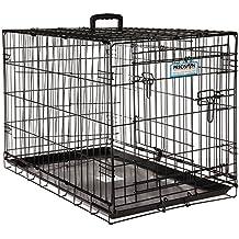 "Precision Pet ""ProValu,"" Double Door Dog Crate"