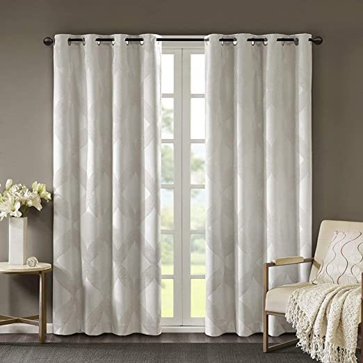 Amazon.com: Blackout Curtains For Bedroom , Modern Contemporary