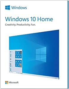 Windows 10 Home USB - 64 Bit Version | USA - Lifetime