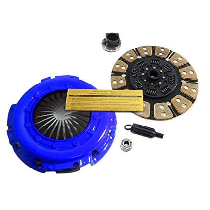 Amazon.com: EFT STAGE 4 CLUTCH KIT 99-03 FORD SUPER-DUTY F250 F350 F450 F550 7.3L POWERSTROKE: Automotive
