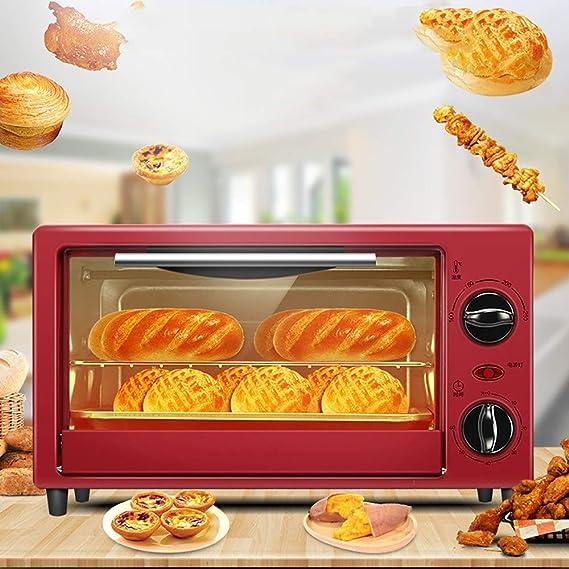 Mini horno multifunción, horno trabajo parrilla, pequeños hornos ...