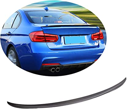 AC style carbon fiber roof rear spoiler for 3 series F30 /& M3 F80 318i 320i 328i