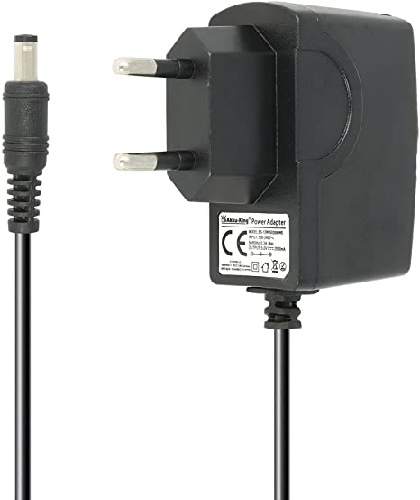 Netzteil 5v 2a 10w 5 5 X 2 5 Mm Stecker Außen Minus Computer Zubehör